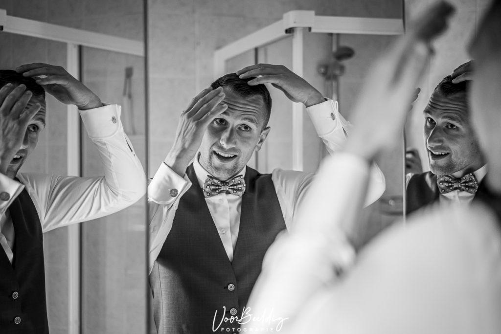bruidegom trouw fotograaf amersfoort