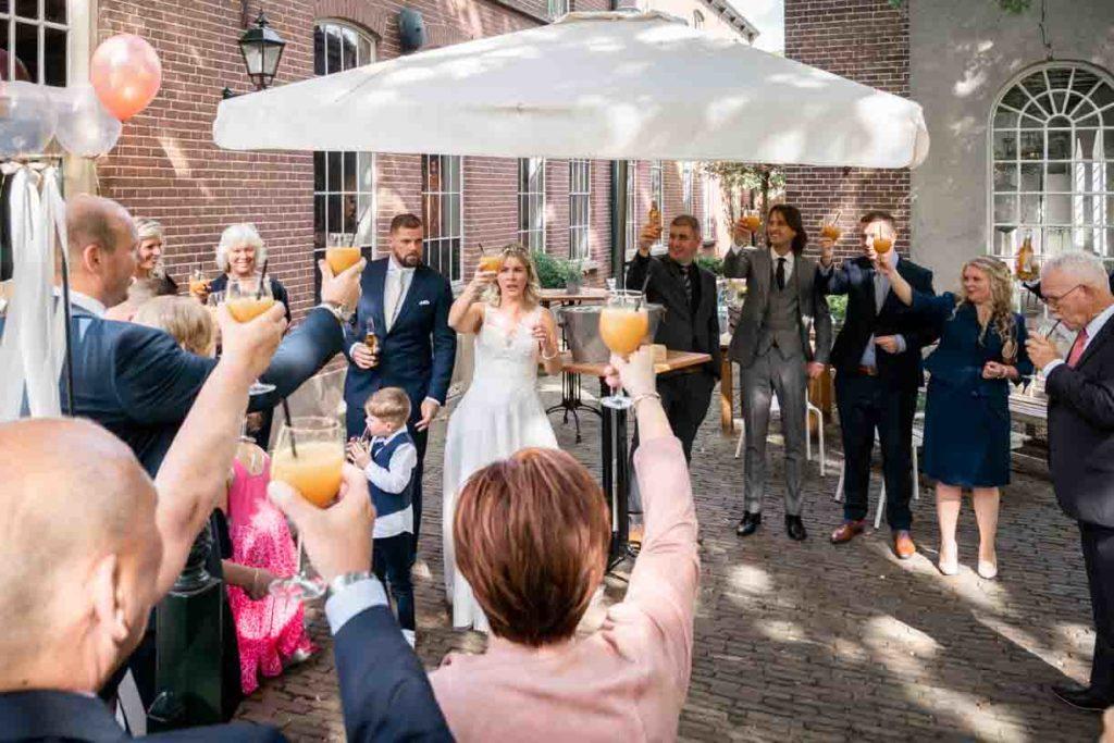 trouwen in Almere