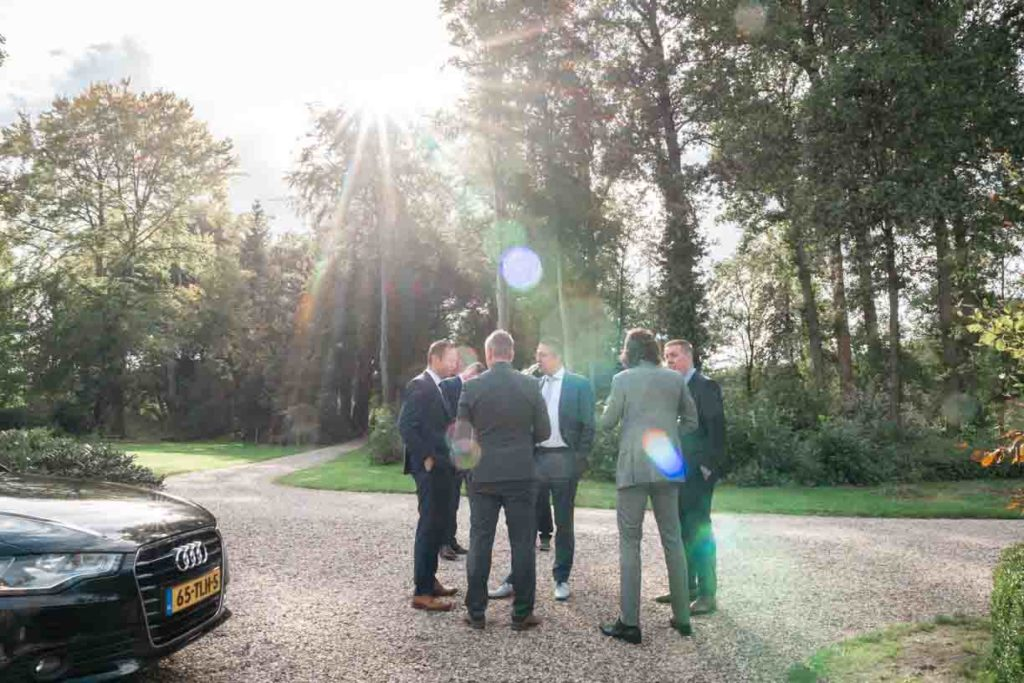 trouwen in Leusden