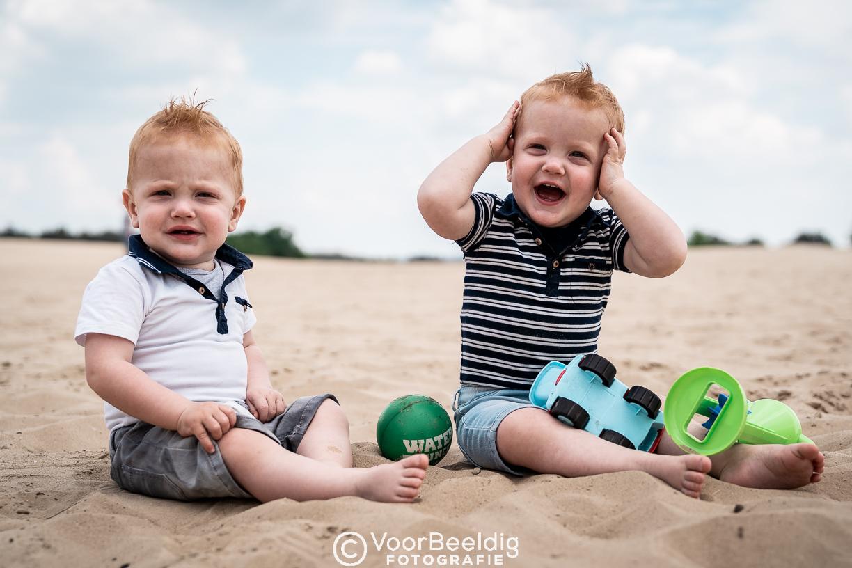 tweeling kinderfoto