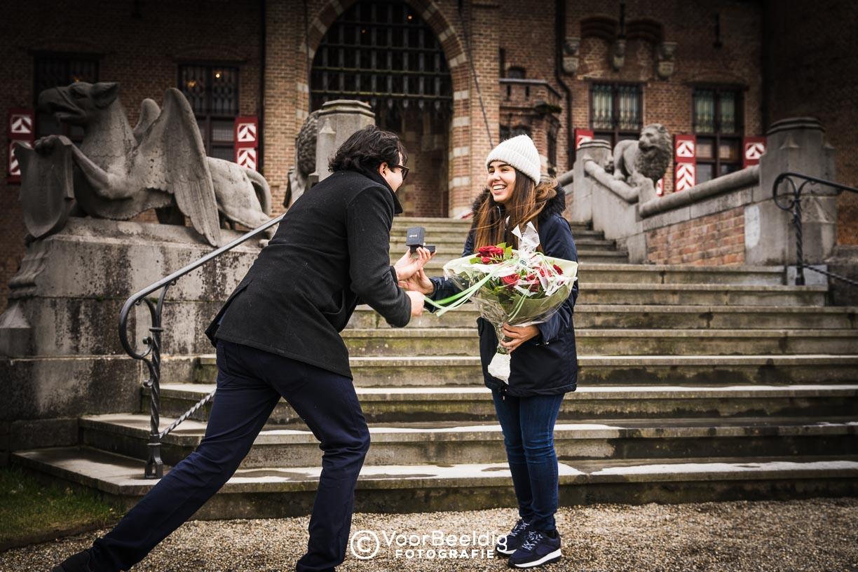 trouwen kasteel de haar
