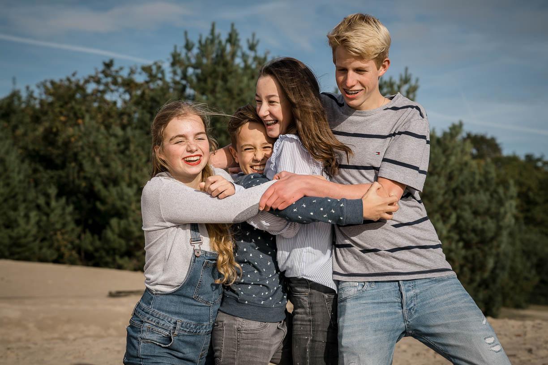 familie foto soester duinen