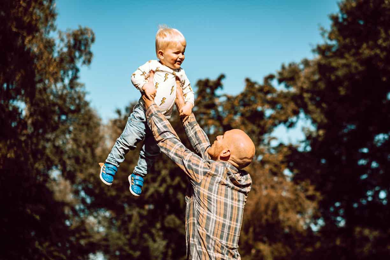 fotoshoot met kleine kinderen