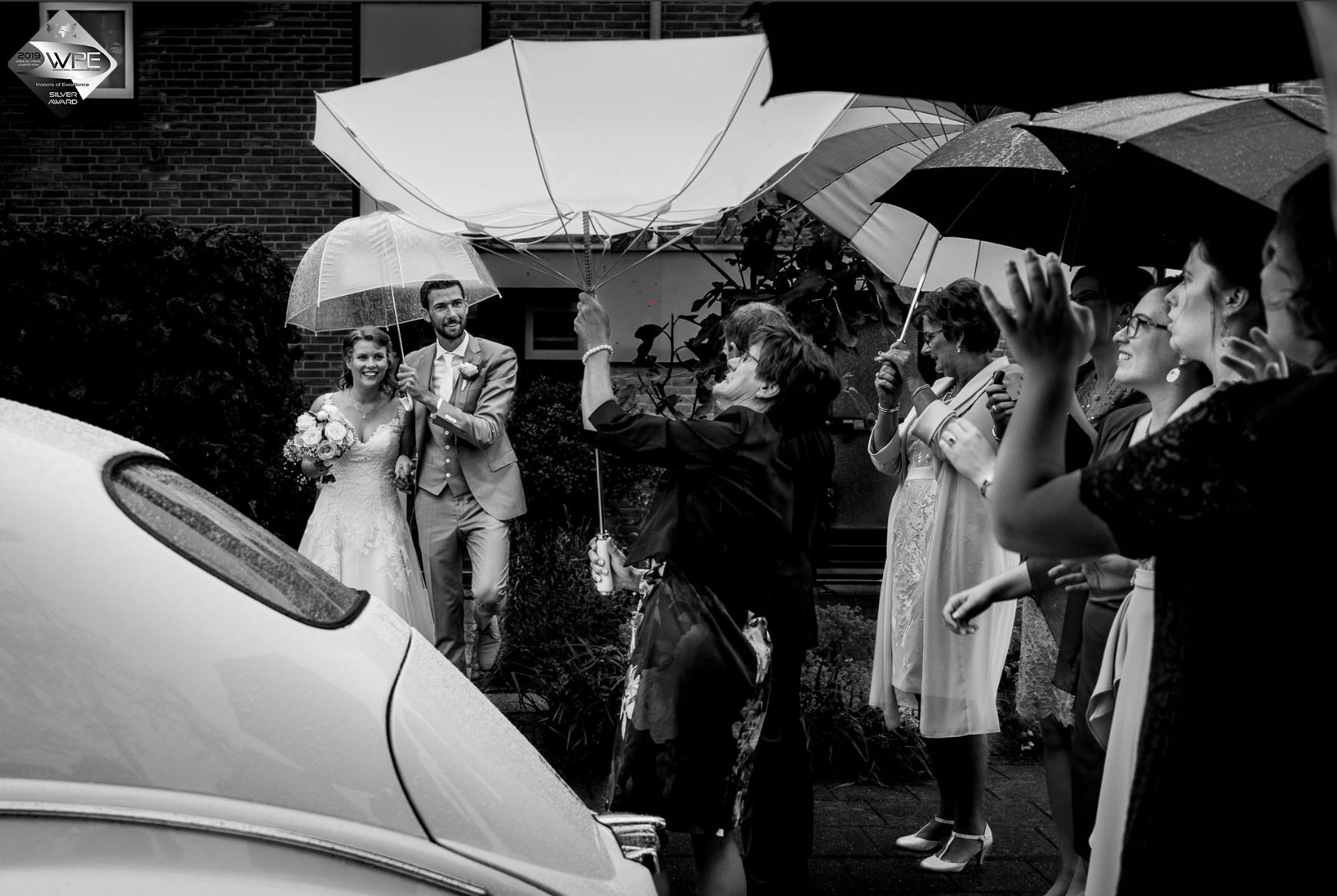 Award winnende trouwfotograaf Amersfoort