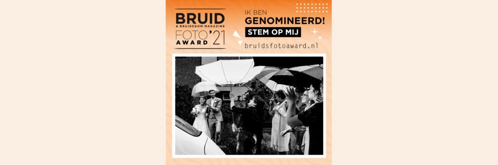 VoorBeeldig Fotografie Bruidsfoto Award