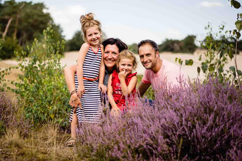 spontane gezinfoto